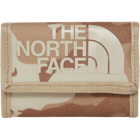 The North Face Base Camp Wallet moab khaki woodchip camo desert print/twill beige